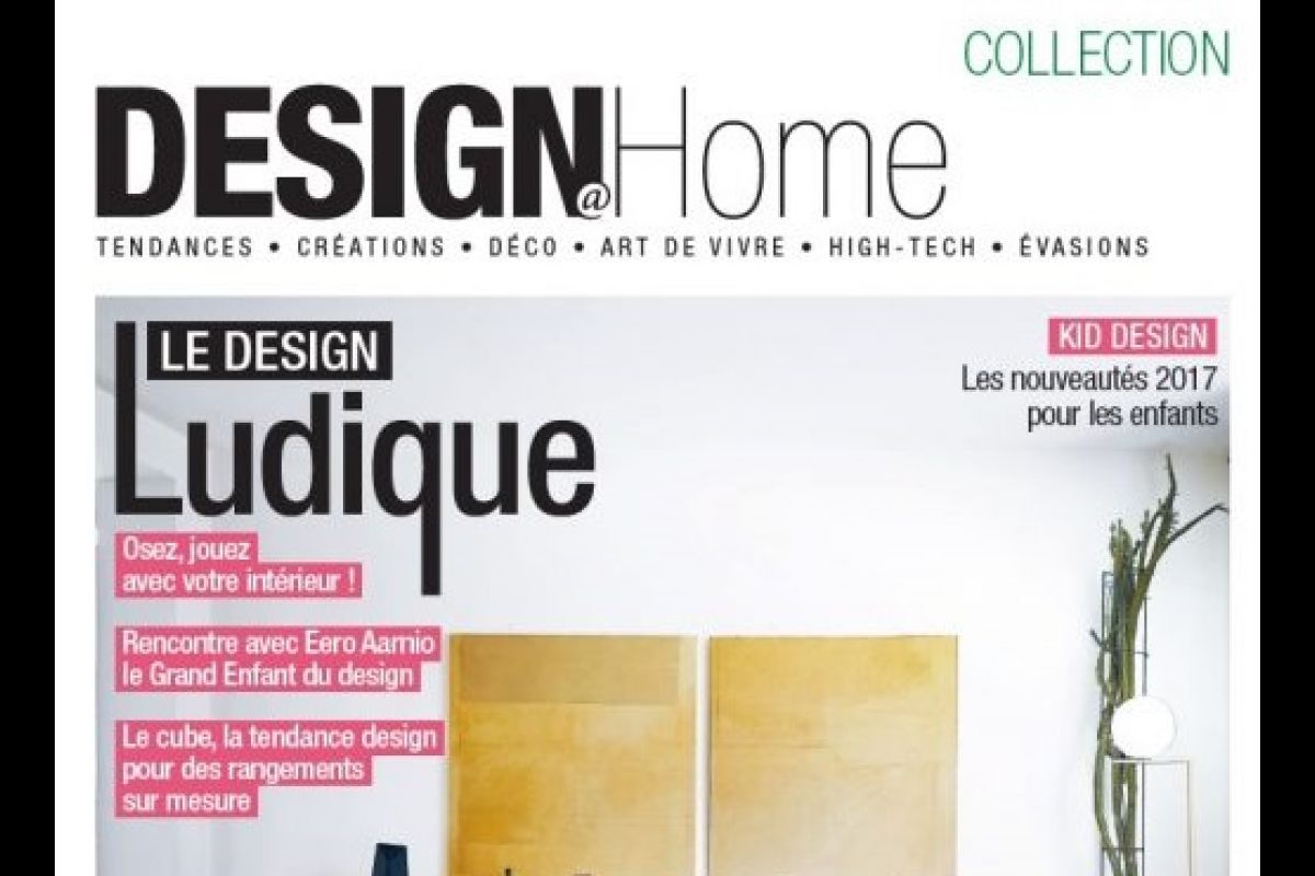 Magazine Design@Home