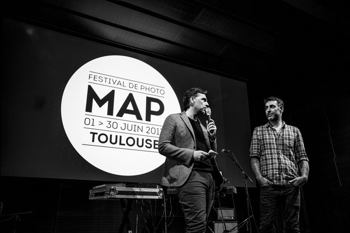 FESTIVAL MAP TOULOUSE 17 By Ollier - Leica M Monochrom