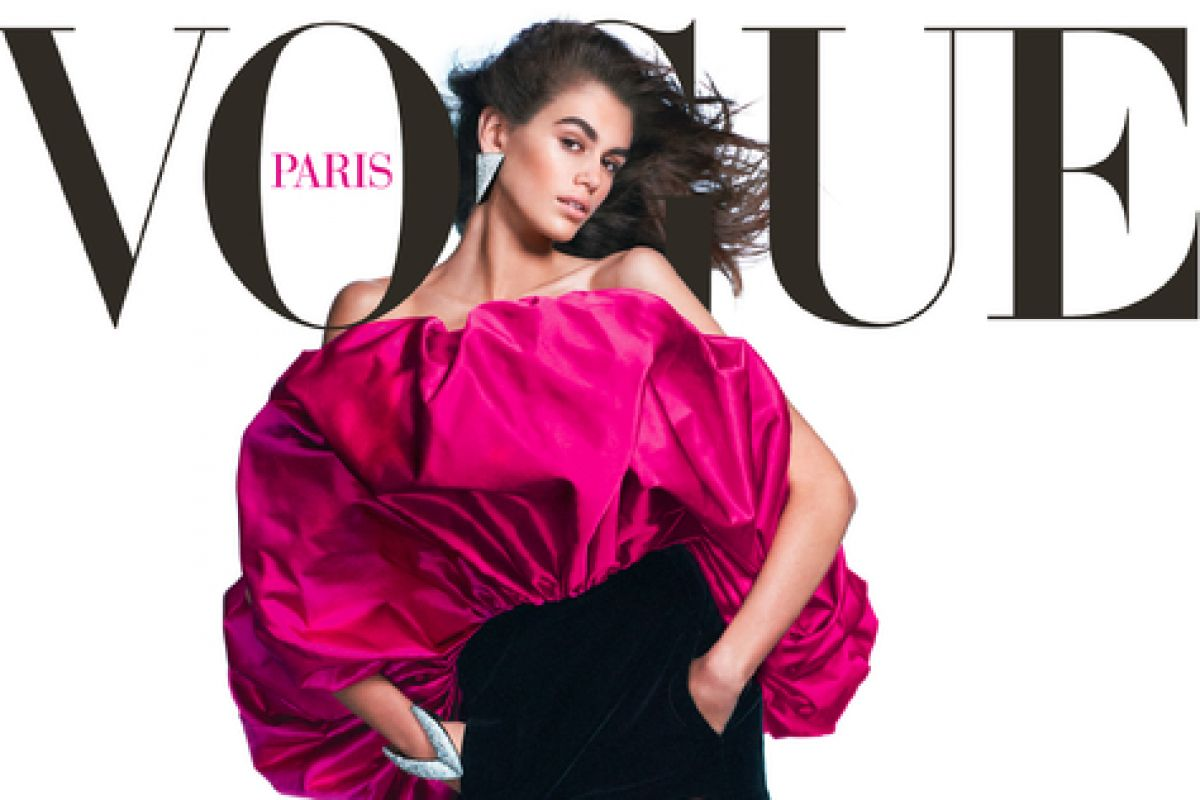 couverture vogue